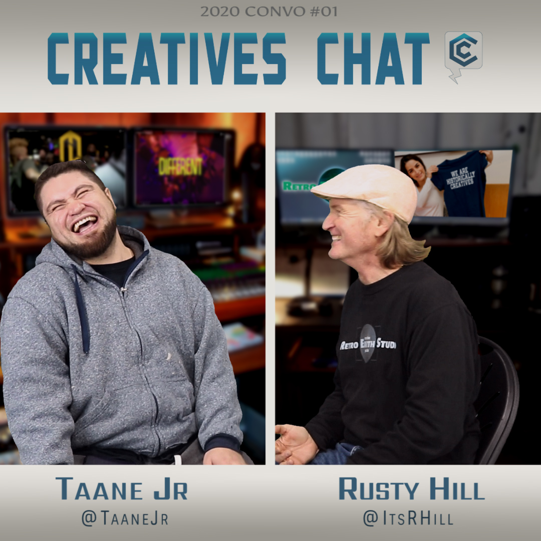 Creative Convos   Introductions