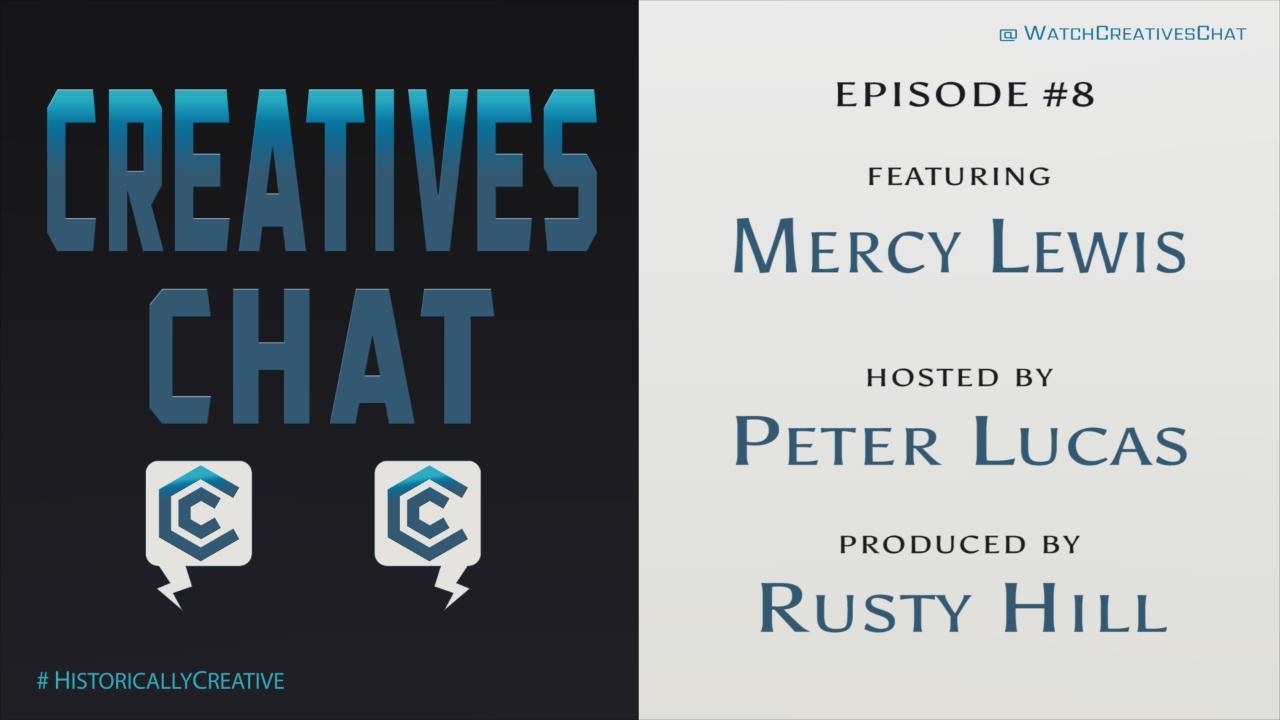 Episode 8   Mercy Lewis