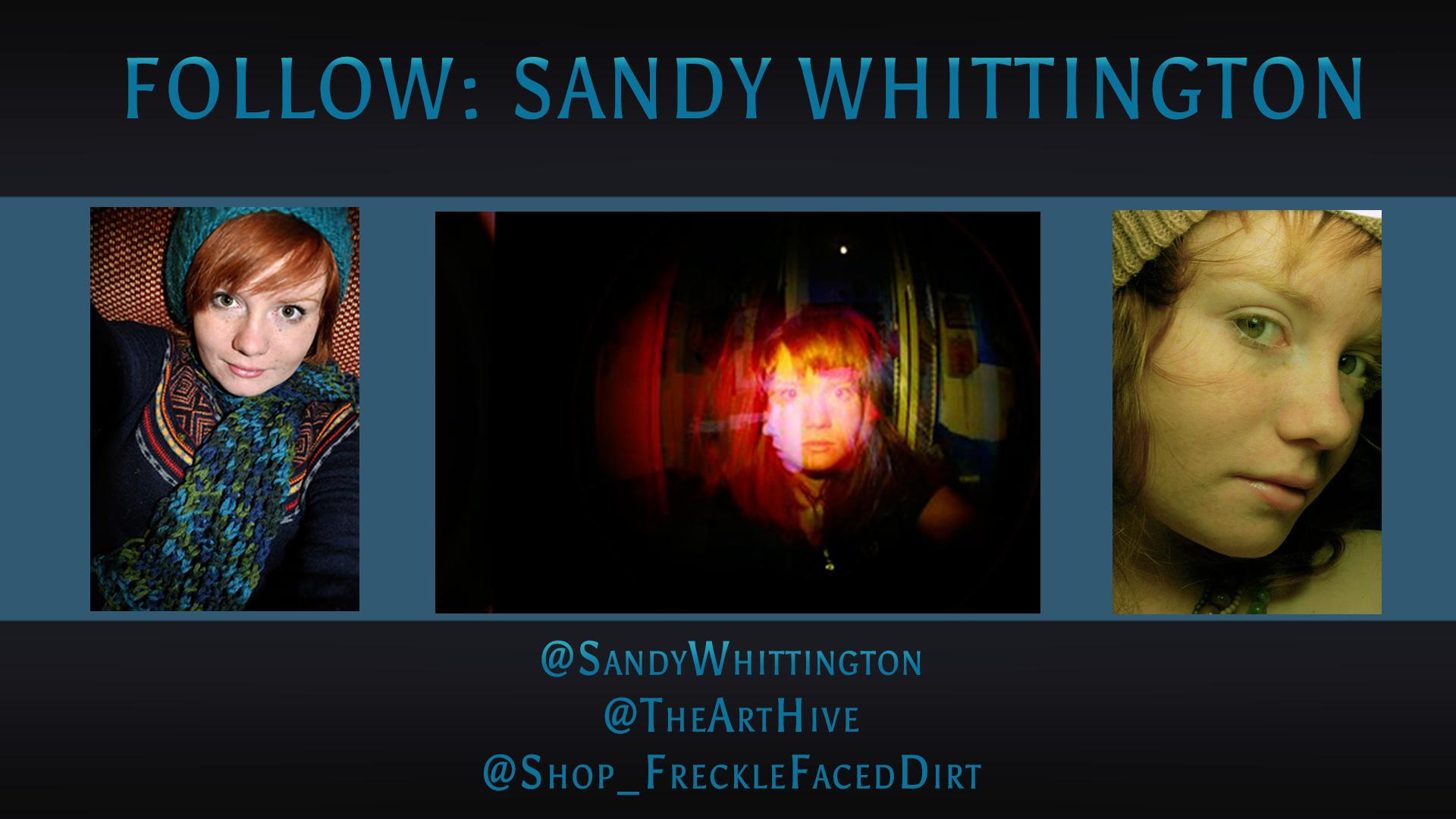 Episode 3   Sandy Whittington