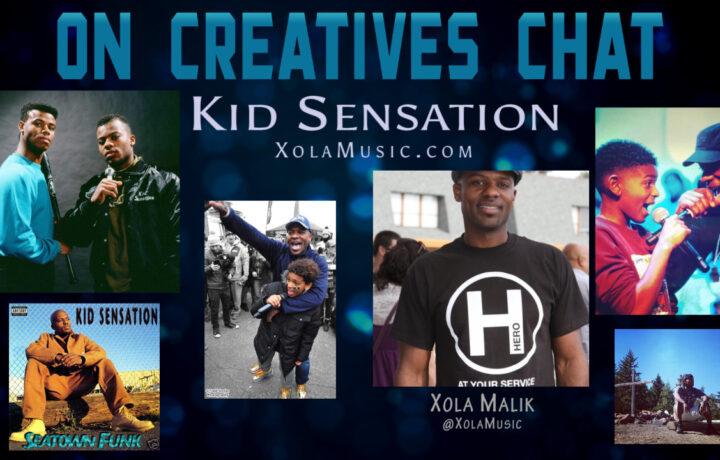 Episode 23 | Xola Malik aka Kid Sensation