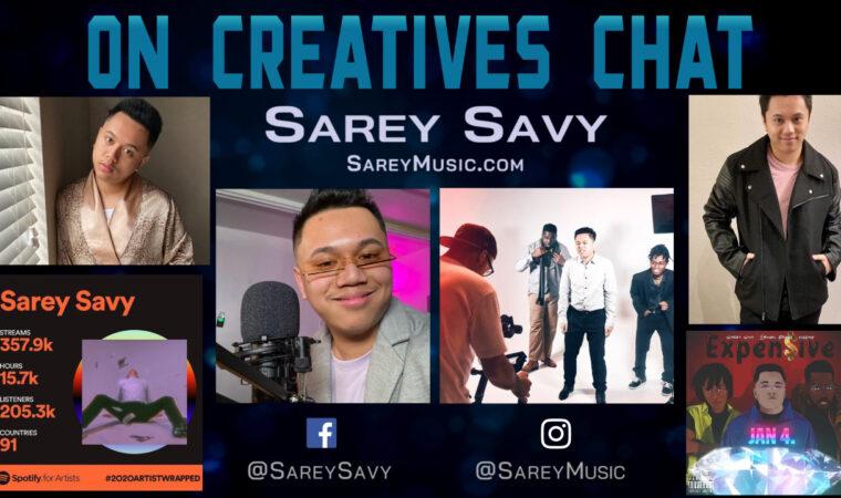 Episode 36 | Sarey Savy