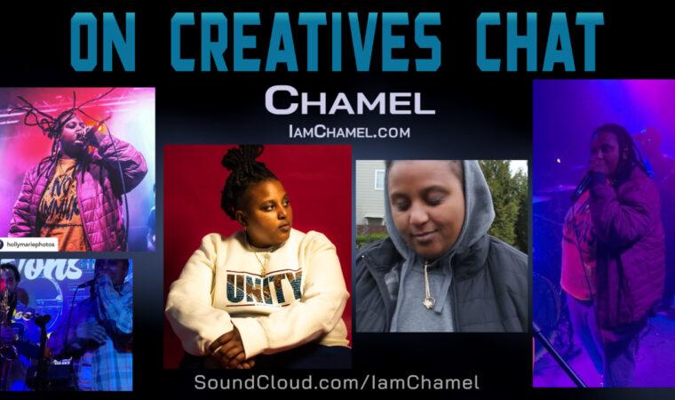 Episode 40 | Chamel Simmons