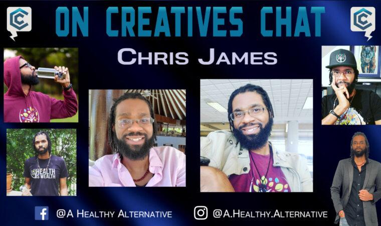 Episode 48 | Chris James