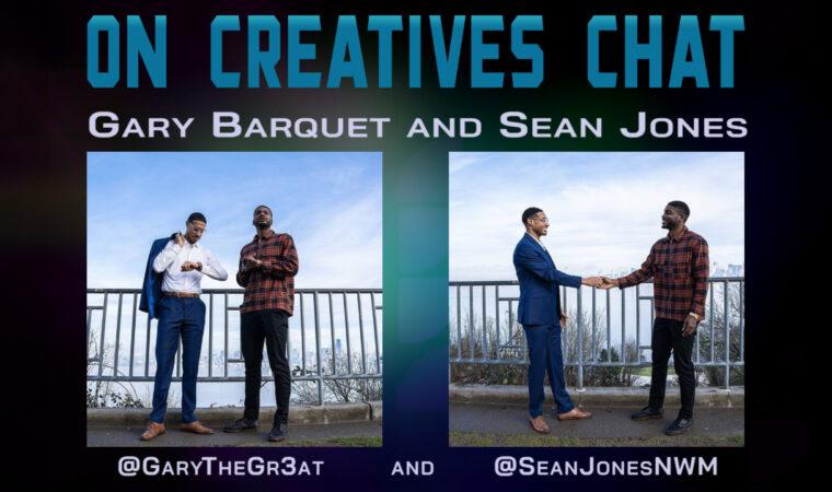 Episode 39 | Gary Barquet and Sean Jones