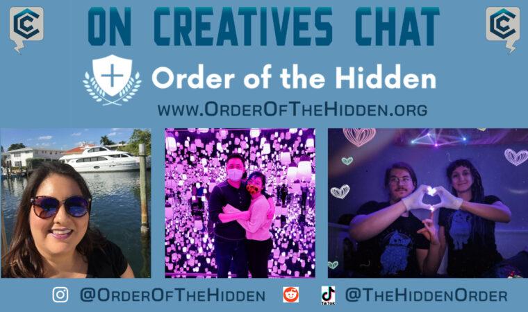 Episode 57 | Order of the Hidden